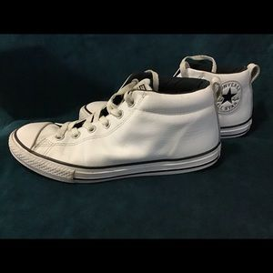 Converse Leather High Top Chuck Taylor